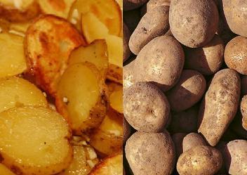 смачні страви з картоплі